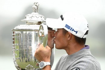 Collin Morikawa: Người kế tục Tiger Woods