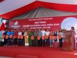 Khu Công nghiệp Thuận Đạo: Xây dựng môi trường an toàn về an ninh, trật tự