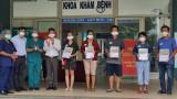 Thêm 5 bệnh nhân Covid-19 tại Đà Nẵng xuất viện