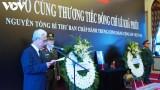 Lễ viếng nguyên Tổng Bí thư Lê Khả Phiêu tại Trung Quốc, Nhật Bản