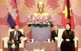 Vun đắp mối quan hệ Việt Nam - Campuchia ngày càng phát triển
