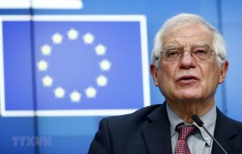 Ngoại trưởng EU họp khẩn về căng thẳng Thổ Nhĩ Kỳ - Hy Lạp