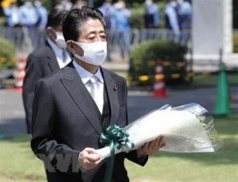 Nhật Bản tưởng nhớ những người thiệt mạng trong Thế chiến thứ hai