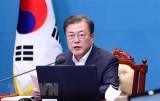 Hàn Quốc xử lý nghiêm các hành vi chống lại nỗ lực chống COVID-19