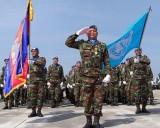 Bất chấp Covid-19, Campuchia vẫn cử binh sĩ tham gia lực lượng gìn giữ hòa bình
