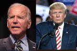 """Bầu cử Mỹ 2020: Ông Trump trên đà """"lội ngược dòng"""", thu hẹp cách biệt với Biden"""
