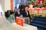 Tân Hưng: 38 đồng chí được bầu vào Ban Chấp hành Đảng bộ nhiệm kỳ 2020 - 2025