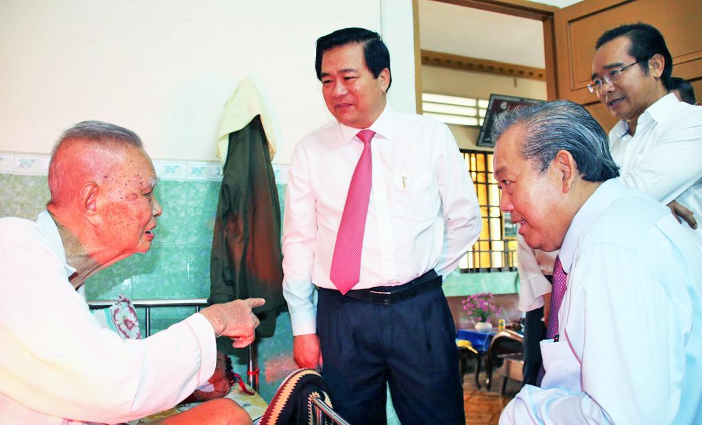 Anh hùng Lực lượng vũ trang nhân dân Nguyễn Văn Chiểu – Những hồi ức hào hùng