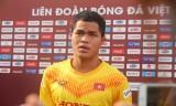 Sao trẻ HAGL tự hào khi được là đội trưởng U22 Việt Nam