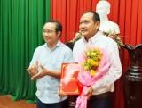 Đồng chí Nguyễn Văn Khải giữ chức Phó Bí thư Huyện ủy Châu Thành, nhiệm kỳ 2020 - 2025