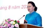 Chủ tịch Quốc hội dự kỷ niệm 75 năm Cách mạng Tháng 8 và Quốc dân Đại hội Tân Trào