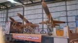 Iran ra mắt tên lửa đạn đạo và tên lửa tầm thấp tự chế tạo
