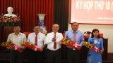 Ông Nguyễn Văn Khải được bầu làm Chủ tịch UBND huyện Châu Thành