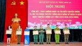 16 tập thể, 25 cá nhân đoạt giải Cuộc thi Tìm hiểu truyền thống lực lượng vũ trang Long An