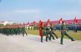 Họp mặt kỷ niệm 75 năm Ngày truyền thống Lực lượng vũ trang Long An
