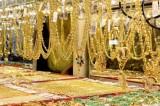 Giá vàng SJC đắt hơn vàng thế giới 2,8 triệu đồng/lượng