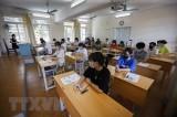 Kỳ thi tốt nghiệp THPT đợt 2 chính thức diễn vào từ ngày 2-4/9