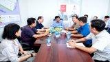 Chủ tịch UBND tỉnh Long An khảo sát hoạt động các khu công nghiệp tại Cần Đước