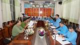 Xây dựng phong trào Toàn dân bảo vệ an ninh Tổ quốc trong công nhân, viên chức, lao động