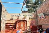 Kiến Tường: Nhiều nhà sập và tốc mái do mưa dông