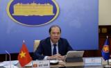 Hàn Quốc ủng hộ lập trường nguyên tắc của ASEAN