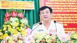 Đại tá Lâm Minh Hồng tái đắc cử Bí thư Đảng ủy Công an tỉnh Long An