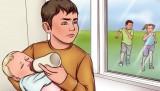 Đừng bắt con lớn phải làm 'cha, mẹ' của những đứa em