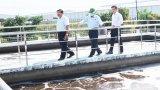 HĐND tỉnh Long An tái giám sát công tác bảo vệ môi trường khu, cụm công nghiệp