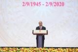 Diễn văn của Thủ tướng tại lễ kỷ niệm 75 năm Quốc khánh 2/9