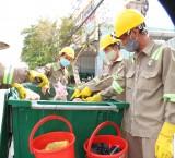 Long An: Tăng cường quản lý, thu gom chất thải rắn