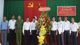 Thành lập Chi bộ Văn phòng Thừa Phát Lại Long An