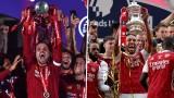 Bóng đá đỉnh cao châu Âu khởi động mùa giải mới
