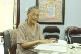 Người phụ nữ kéo cờ trong ngày Quốc khánh 2/9/1945 đã qua đời ở tuổi 95