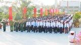 Long An: Viếng Nghĩa trang Liệt sĩ nhân kỷ niệm Cách mạng tháng Tám, Quốc khánh 2/9