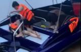 Tai nạn giao thông đường thủy tại Vĩnh Long làm 2 người tử vong