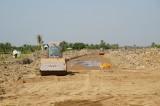 Từng bước tháo gỡ khó khăn Dự án đường Vành đai TP.Tân An