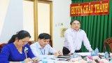Châu Thành: Cần khắc phục tồn tại, hạn chế trong công tác cải cách hành chính