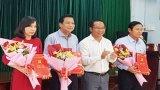 Đồng chí Nguyễn Việt Cường được điều động, bổ nhiệm Phó trưởng Ban Dân vận Tỉnh ủy Long An