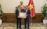 Việt Nam tặng Huân chương Hữu nghị cho Đại sứ Azerbaijan Imanov