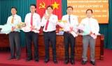 Ông Đinh Văn Sáu được bầu làm Chủ tịch UBND huyện Thủ Thừa
