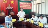 Huyện Tân Thạnh kiến nghị UBND tỉnh nhiều vấn đề quan trọng để phát triển KT-XH