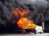 Iran: Nổ xe tải chở bình khí clo, hơn 200 người bị thương