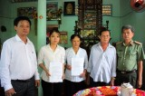 Cấp giấy chứng nhận gia đình liệt sĩ và trợ cấp ưu đãi gia đình liệt sĩ Tống Duy Tân