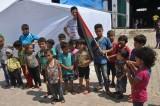 LHQ gây quỹ phòng chống COVID-19 ở các trại tị nạn của người Palestine