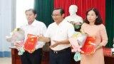 Bà Đặng Thị Ngọc Mai giữ chức vụ Bí thư Đảng uỷ Khối Cơ quan và Doanh nghiệp tỉnh Long An