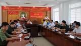 Long An: Hội nghị Báo cáo viên Tỉnh ủy tháng 9/2020