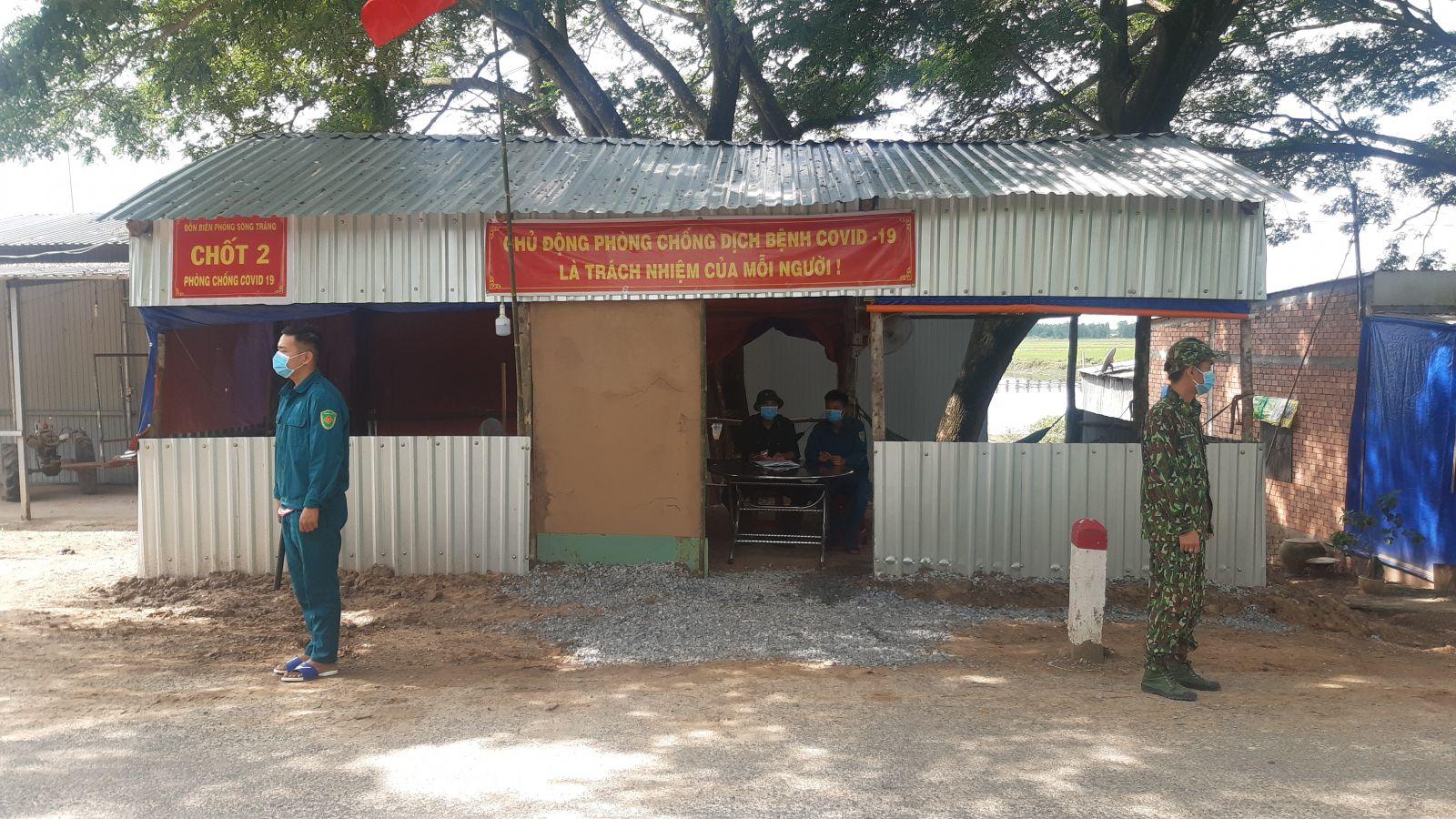 Tăng cường công tác tuyên truyền cho người dân biên giới về phòng, chống dịch bệnh