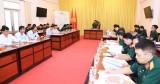 Quân khu 7 khảo sát xây dựng Đề án tăng cường tiềm lực quốc phòng tại Long An