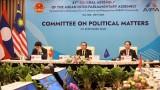 Nghị viện các nước ASEAN nhấn mạnh việc bảo đảm hòa bình, ổn định ở Biển Đông