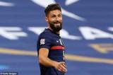 Juventus tăng cường sức mạnh cho hàng công bằng Olivier Giroud
